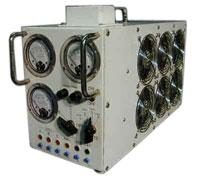 Aviation ACLB-72 3 Phase, 200 Volt, 400 Hz AC Load Bank - 100kW