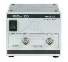 Sonoma Instruments 330 RF Amplifier 10 kHz to 2.5 GHz